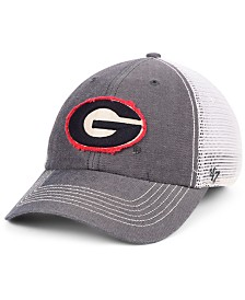 '47 Brand Georgia Bulldogs Northpoint Mesh CLEAN UP Snapback Cap