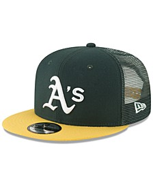 Oakland Athletics All Day Mesh Back 9FIFTY Cap