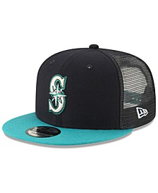 Seattle Mariners All Day Mesh Back 9FIFTY Cap