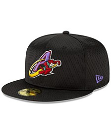 Akron Aeros Batting Practice Mesh 59FIFTY-FITTED Cap