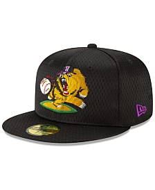 New Era Fresno Grizzlies Batting Practice Mesh 59FIFTY-FITTED Cap