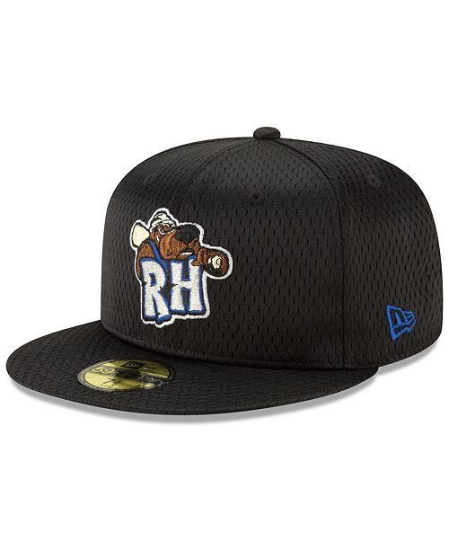 New Era Midland RockHounds Batting Practice Mesh 59FIFTY-FITTED Cap
