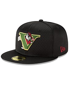 New Era Visalia Oaks Batting Practice Mesh 59FIFTY-FITTED Cap