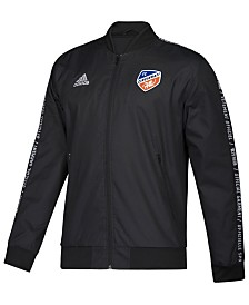 adidas Men's FC Cincinnati Anthem Jacket