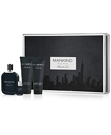 Kenneth Cole Men's 4-Pc. Mankind Hero Eau de Toilette Gift Set