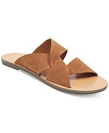Bomie Knot Flat Sandals