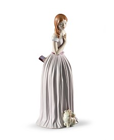 Lladró I'll Walk You to the Party Figurine