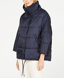 Doria High-Neck Puffer Coat