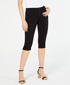 I.N.C. INCfinity Curvy-Fit Skimmer Jeans, Created for Macy's