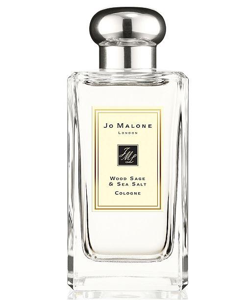 Jo Malone London Wood Sage & Sea Salt Cologne, 3.4-oz.