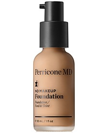No Makeup Foundation Broad Spectrum SPF 20, 1-oz.