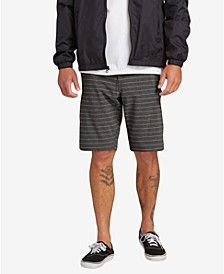 "Men's Frickin SNT Mix 21"" Short"