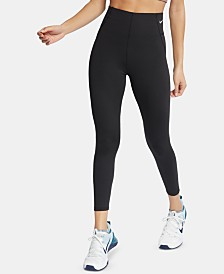 Nike Sculpt Compression High-Rise Cropped Leggings