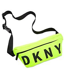 Nylon Logo Belt Bag