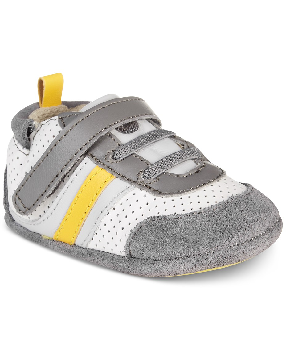 85565f269 Robeez Baby Boys Everyday Ethan Mini Shoes