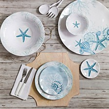 Captiva Melamine Dinnerware Collection
