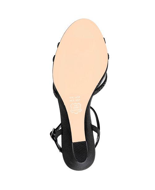 7a14a60c076d Nina Viveca Wedge Sandals   Reviews - Home - Macy s