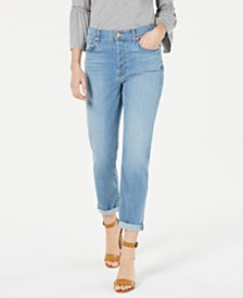 7 For All Mankind High-Waist Josefina Jeans