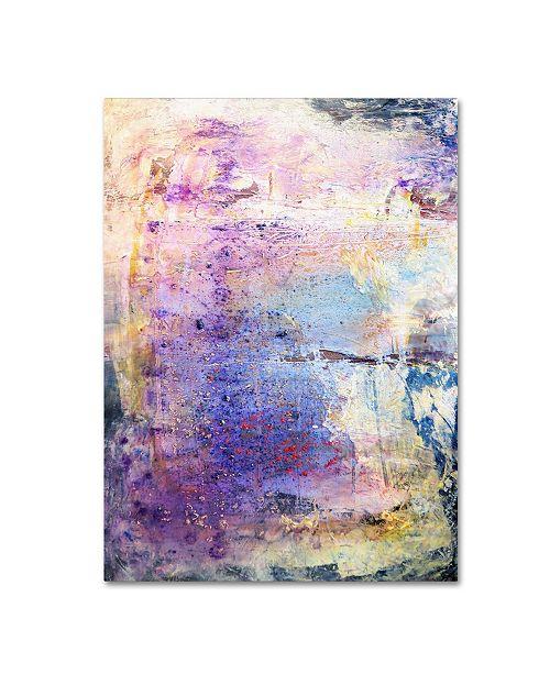 "Trademark Global Natasha Wescoat 'Morpheus' Canvas Art - 19"" x 14"" x 2"""