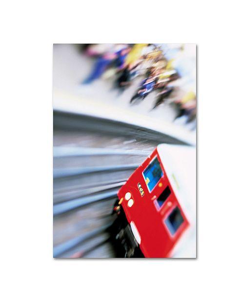 "Trademark Global Robert Harding Picture Library 'Train' Canvas Art - 32"" x 22"" x 2"""