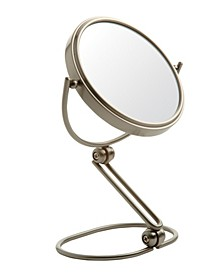 "The MC449N 5.5"" Folding Travel Mirror"