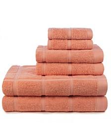 Kempster 6 Piece Bath Towel Set