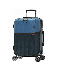 "Sidewinder PC Expandable 21"" Carry-On Spinner"