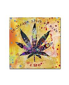 "Potman 'Colorado State of Mind' Canvas Art - 24"" x 24"" x 2"""