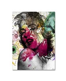 "Mark Ashkenazi 'Marilyn Monroe II' Canvas Art - 19"" x 14"" x 2"""