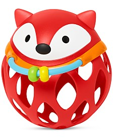 Skip Hop Explore & More Roll Around Fox Rattle