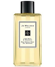 Jo Malone London Lime Basil & Mandarin Body & Hand Wash, 8.5-oz.