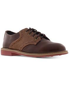 d0c2771e8 Kenneth Cole Little & Big Boys Brody Wingtip Dress Shoes