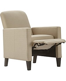 CLOSEOUT! Cooper Push Back Reclining Accent Chair, Quick Ship