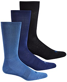 Men's 3-Pk. C Fit Perfect Comfort Dress Socks