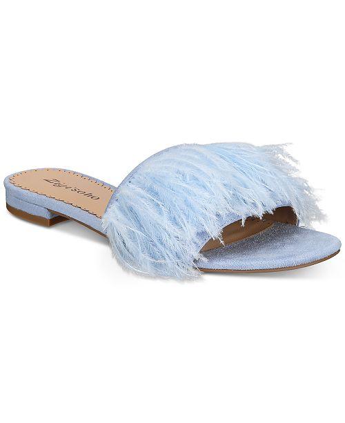 ZIGIny Taylah Flat Sandals