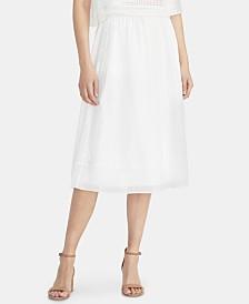 RACHEL Rachel Roy Ilia Grid Skirt