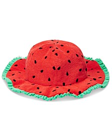 Baby Girls Watermelon Hat