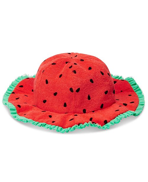 First Impressions Baby Girls Watermelon Hat