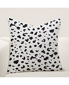 "Spotted 20"" Designer Throw Pillow"