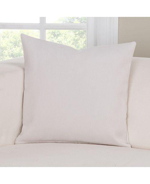 "PoloGear Longhorn Ivory 16"" Designer Throw Pillow"