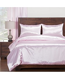 Cinderella Pink Lady 6 Piece Full Size Luxury Duvet Set