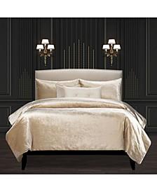 Golden Hours Luxury Bedding Set