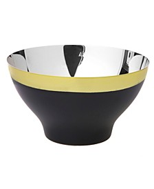 "6"" Twon Tone Stainless Steel Bowl"