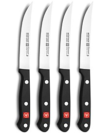 Gourmet Steak Knife Set, 4 Piece