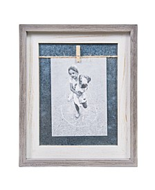 """5"""" x 7"""" Vertical Wood Picture Frame"""