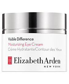 Elizabeth Arden Visible Difference Moisturizing Eye Cream, 0.5 oz