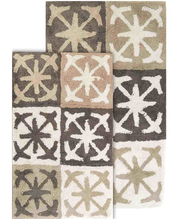 Chesapeake 2-Piece Columbia Bath Rug Set