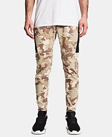 NXP Men's Hawkeye Camo Slim-Fit Jeans