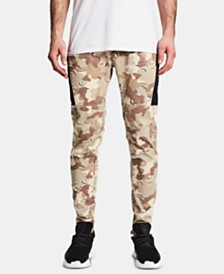NXP Men's Hawkeye Camo Slim-Fit Jeans