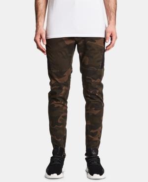 Nxp Jeans MEN'S HAWKEYE CAMO SLIM-FIT JEANS